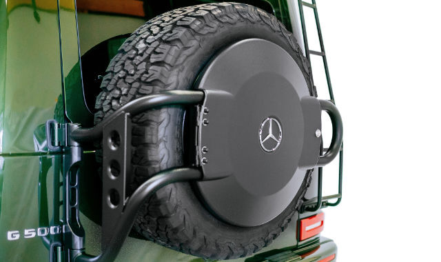 LeTech Products – Spare Wheel Carrier