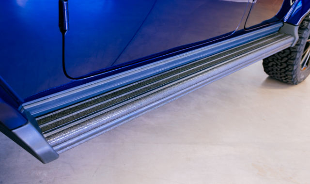 LeTech Products Running Boards & Protection