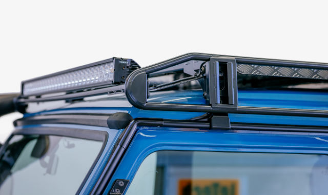 LeTech Products - Roof Rack & Accessoirs